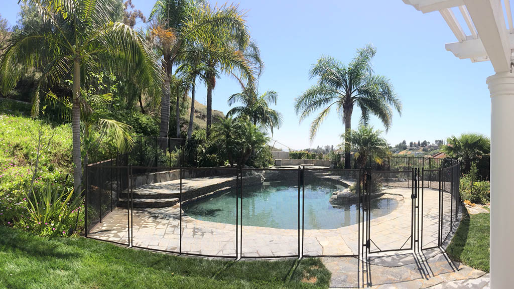 Guardian Premier Pool Fence Island Pool Services