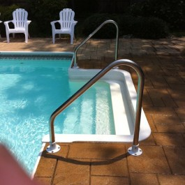 Pool Cleaning Photo