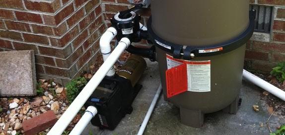 Pool Pump & Motor Repair
