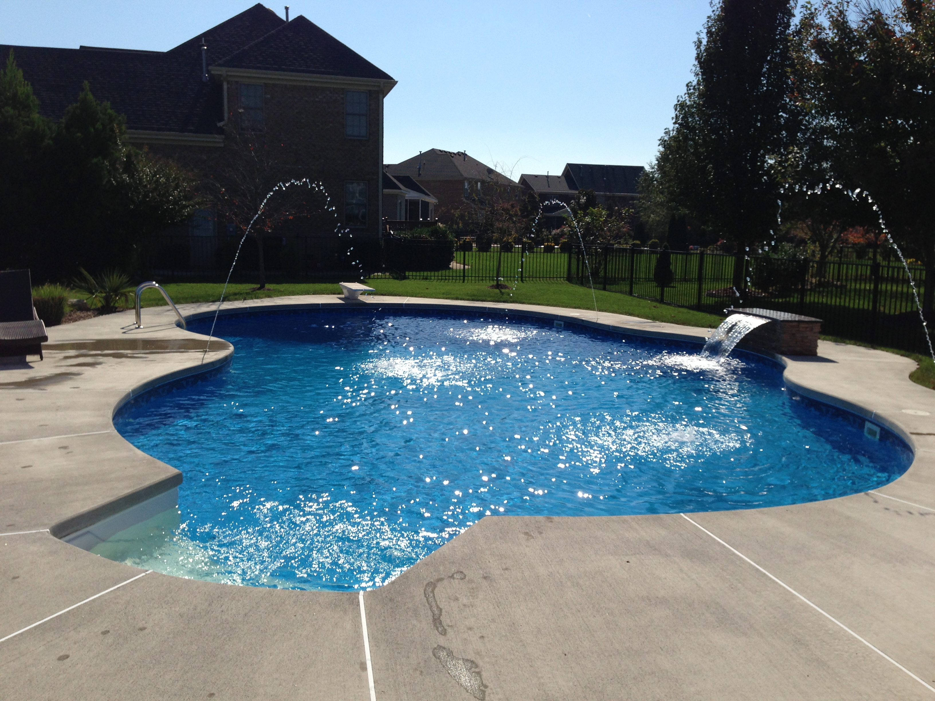Chlorine to salt pool conversions island pool services for Convert swimming pool to saltwater