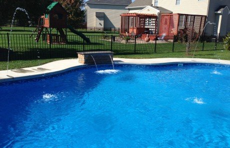 Salt Water Pool Service and Maintenance