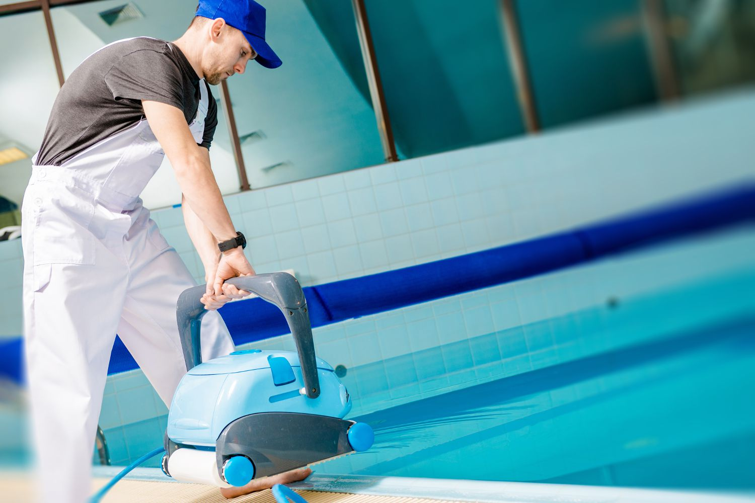 How to convert a traditional chlorine swimming pool into - Convert swimming pool to saltwater ...