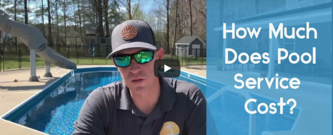 pool services cost faq video