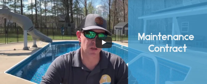 how much does weekly pool maintenance cost?